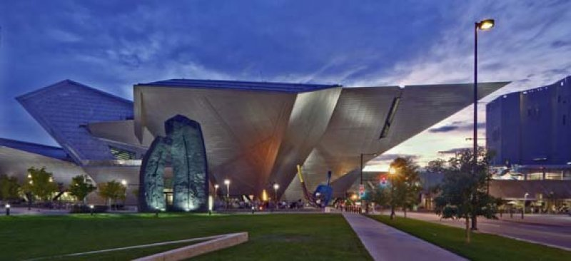 Denver colorado tourist attractions